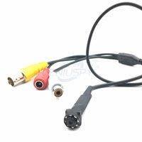 Kameralar GENIUSPY MICRO AHD 2MP Mini IR Gece Görüş Kamera 1080 P 0.01LUX STARLIGHT SÜRÜMÜ CCTV Sesli
