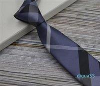 남자 넥타이 100 % 실크 자카드 클래식 남성용 핸드 메이드 넥타이 웨딩 캐주얼 및 비즈니스 목 넥타이
