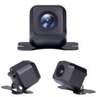 자동차 후면보기 카메라 주차 센서 IP67 방수 170 CCD 역방향 백업 전면 반전 카메라 가이드 라인 자동 센서 시스템