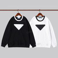 Tasarımcı Hoodie Siyah Yüksek Kalite erkek Hareketi Klasik Moda Çiftler Eğlence Hoodies Bayan Sıcak Giysiler Rahat Sonbahar ve Kış Giyim