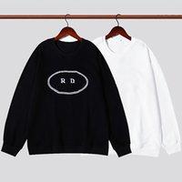 Suéter de mujer Capa de diseño de alta calidad de alta calidad para mujer y otoño suéter suelto clásico de alta calidad pareja golf hoodie 2021 nuevo suéter