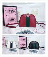 مصمم الفاخرة حقيبة الكتف الصغيرة حقيبة crossbody محفظة 499621 جلد أسود الحجم: 23.5x19x8cm