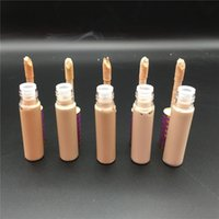 顔の化粧の液体の環境輪郭コンシーラー矯正輪輪財団フェアライトミディアム砂5色10ml