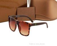 2021 Hochwertige Marke Sonnenbrille Mens Mode Beweise Sonnenbrille Designer Eyewear für Herren Womens Sonnenbrille 2247 mit Box