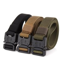 Lixada Metal Buckle Tactical Gear Heavy Duty Belt Quick Rele...