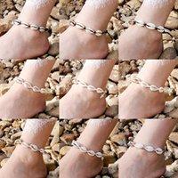 Anklets Girls Bohemian Natural Shell For Women Female Summer Ankle Bracelets Handmade Chain Jewelry Beach Barefoot Anklet On Leg