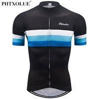 Phtxolue Летние велосипедные трикотажные изделия 2019 / Мужчины / Дышащие велосипедные изделия / ROPA Ciclismo Maillot / Горный велосипед Одежда / Велоспорт Одежда