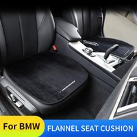 Car Seat Covers Flannel Cover For Front Backrest Washable Cushion Pad Mat Protection Interior Accessories