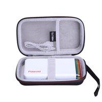 Wodoodporna Eva Hard Case Dla Polaroid Hi-Print Bluetooth Connected 2x3 Pocket Po Druking Drufel Torby