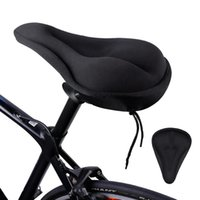 Bici Saddles GRSRXX Copertura da sella traspirante MTB Strada Cycling Seat Montagna Cuscino Mat Schiuma Spion Gels Gels Pad