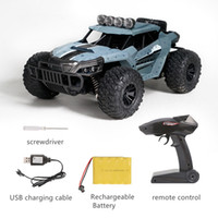 Cool Children's Electric Remote Control Car Toy High-speed Off-road HD Camera Army Card Climbing Vehicle Bauble