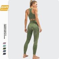 Vêtements de yoga de levage de la hanche costume beauté gilet gilet de remise en forme de sport de plein air Sortie de soutien-gorge d'entraînement vêtements de sport