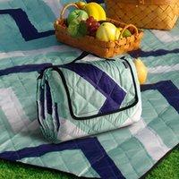 Carpets Outdoor Camping Mat Portable Folding Travel Picnic Waterproof Beach Blanket Lawn Multiplayer Mattress Moistureproof Pad