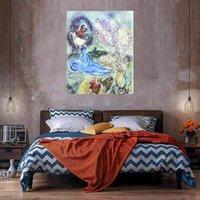 Amants peinture à l'huile sur toile Accueil Decor Artcrafts / HD Imprimer Art Art Picture personnalisation est acceptable 21043020