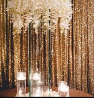 120*180cm Sequin Restaurant Curtain Wedding Photobooth Backdrop Party Photography Background Birthday Party Supplies ZHL4881