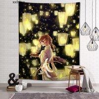 Wandteppiche Japanische Anime Hetalia Benutzerdefinierte HD-Tapisserie für Teppich Reise-Matratze Wandteppiche Kunst Wohnkultur 70x95cm, 100x150cm, 130x150cm