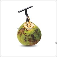 Vegetable Kitchen Kitchen, Dining Bar Home & Gardencoconut Opener Tool Stainless Steel Coconut Water Punch Tap St Open Hole Cut Gift Fruit O
