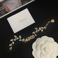 Designer de moda colar de luxo d família orelha de trigo alfabeto decorador fêmea dijia bronze super flash cavalo olho bracelete estrela mesmo brincos