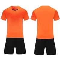 20 21 Custom Blank Soccer Jersey Uniform Personalized Team Shirts med Shorts-Print Design Namn och Nummer 02