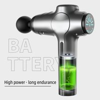 Whole Body Fascia Massage Gun 7 Speed Control With 10 Heads Therapy Electric Massager Percussion Vibraction For Muscle Deep Tissue Relaxtion & Pain Relief