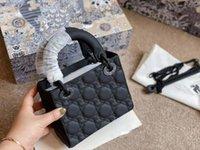 Designer di Lusurys Borse Borsa di lusso in pelle Nubuck con tracolla regolabile Questo prodotto vende bene nelle borse da donna F