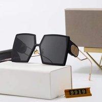 Gafas de sol de diseño de alta calidad para mujeres de moda marco de gran tamaño 30Montaigne gafas de lentes polarizadas UV400 Gafas al por mayor y Dropshipping Color-2 Yun.ux