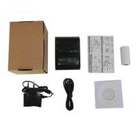 Бесплатный DHL Тепловой принтер Bluetooth Беспроводная Квитанция Билл Кармана 58 ММ Мини Портативные Принтеры Android
