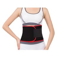 Women Men Sports Waist Trainer Corset Belt Abdomen Slimming ...