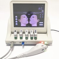 새로운 휴대용 HIFU 기계 고강도 집중 초음파 HIFU 얼굴 리프트 바디 피부 리프팅 머신 주름 제거 미용 시스템