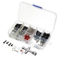 Professionelle Hand Werkzeug Sets 270 stücke Schraube SEX WRENCH REPARATUR KIT Multi-Size Set für 1/10 RC Auto DIY Zubehör
