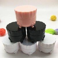 Storage Bottles & Jars Cream Bottle 5g Pot Container Empty Cosmetic Plastic Sample Box For Nail Art Gel Glitter
