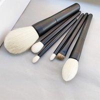 T-1 Powder Brush T-5 Highlight T-6 T-7 T-8 Eye Shadow Blending T-9 Eyebrow Makeup Brushes Finest Goat hair Beauty Cosmetics Tool