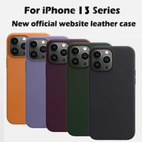 Geniune Caseal Case for iPhone 13 Pro Max for Apple Magnetic Wireless Magsafe Charge Cover for iPhone 12 Pro Max G0925