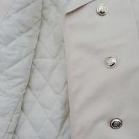 Women's Trench Coats Boollili Women Woolen 2021 Winter Warm Coat Double Breasted Overcoat Turn-down Collar Slim Casaco Feminino