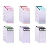 Gift Wrap Expense Tracker Budget Sheets With Hole 24Pcs Loose Leaf Cash Money Envelop For A6 Binder Wallet Pockets Planner