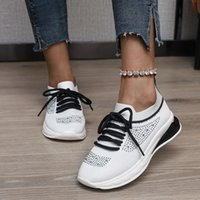 2020 Women Tennis Shoes Breathable Air Mesh Athletic Sneakers Female Lightweight Flexible Trainers Chaussures Femme