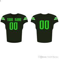 2020 New Mens Jersey GRATIS 1RD nero Bianco Blu A1B5522
