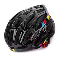 Calques de cyclisme Vélo Vélo Vélo Soft Vélo Hommes Femmes Casque Vélo Back Light Voyant Mountain Mountain Mountain VTT