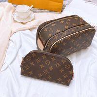 "Fashion Bags Women Double zipper Makeup Bags+WalletGG""LV""Louis…Bag Vitton""YSL…Handags Designer Shoulder Bags Women Wallet Luxury Purse Tote"