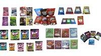 Dank Gummies Edibles Mylar Çanta 2021 Beyaz Run TZ Çanta Yenilebilir Plastik Fermuar Up Tasarım Errlli Jolly Boş Paket