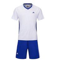 2018 neue männer kind fußball trikots setzt übersedigung fußball kit sport jersey uniformen shirts shorts diy nummer name und logo