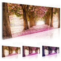 Paintings Modern Abstract Canvas Painting Flowers Wall Art Colorful Floral Poster Pictures For Living Room Home Decor