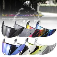 Motorcycle Helmet Visor HJ-26 RPHA11 RPHA70 Wind Shield Lens AntiFog Night Vision Motorbike Full Face Helmets