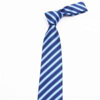 ODN Herren Business Polyester Formelle Anzug 8cm Hals Krawatten Herren Business Polyester Formale Jacquard Jacquard Anzug 8cm Krawatte