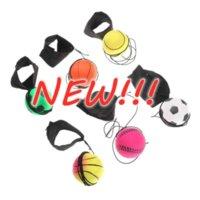 Декомпрессионная игрушка запястья полоса упругой забавной надувной люминесцентной резиновой доски шаровая игра смешные эластики