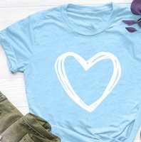 Fashion Womens T Shirts Summer Casual Tee Shirt Holiday Prin...