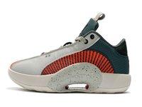 AJ 35 منخفضة أعظم هدية الرجال أحذية كرة السلة jumpman xxxv حذاء رياضي مع مربع حجم US7-US12