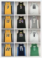 NCAA 2021 Mens Premiado Edição 2 Leonard Jerseys 00 Anthony 0 Lillard 13 Adebayo Butler Dwyane 3 Wade Siakam Vanvleet Doncic 23James Davis Tyl