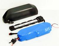 Batterie da 14S5P Jumbo Shark Batteries 52V 17.5Ah Polly Ebike Batteria per BAFANG BBSHD 48V 1000W Motore