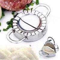 Pasta Araçları Paslanmaz Çelik Börek Makinesi Saplı Hamur Kesici Patisserie Outils Accessoires Polimer Kil Kalıpları NHB6821